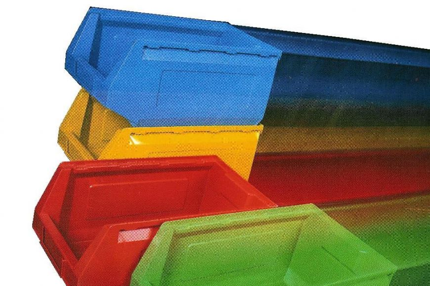A műanyag tárolódobozok sok oldalú felhasználása